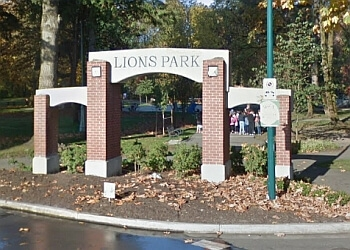 Port Coquitlam public park Lions Park