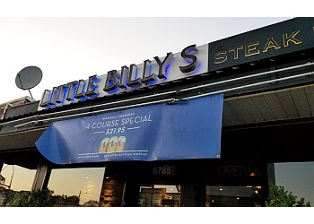 Burnaby steak house Little Billy's Steakhouse