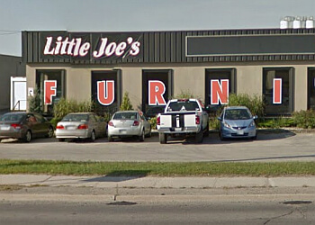 Guelph furniture store Little Joe's Furniture