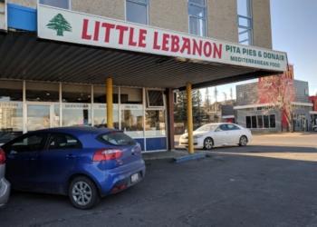 Calgary mediterranean restaurant Little Lebanon Pita Pies & Donair