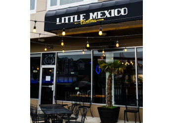 Richmond mexican restaurant Little Mexico Cantina