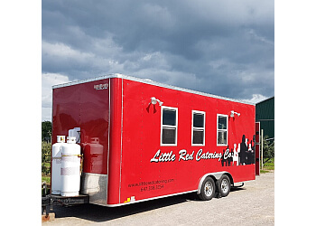 Newmarket caterer Little Red Catering Co.