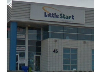 Barrie preschool Little Start Child Care Inc.