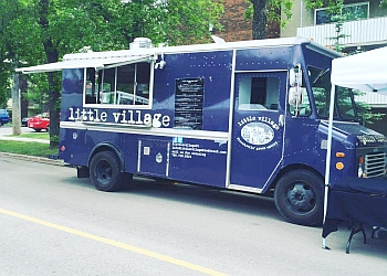Edmonton food truck Little village food truck