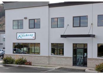 Kamloops custom cabinet Living Kitchens Ltd.