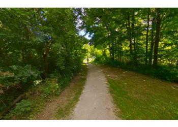 Milton public park Livingston Park