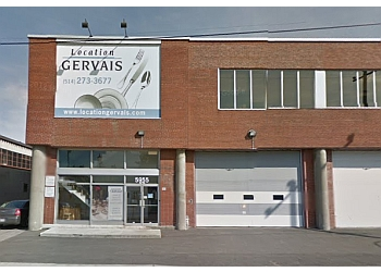 Montreal event rental company Location Gervais Inc.