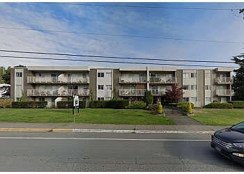 Saanich apartments for rent  Lochside Apartments