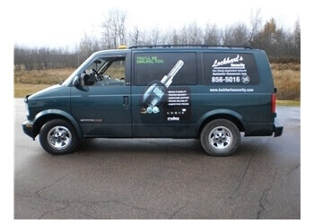 Moncton locksmith Lockhart's Security Inc.