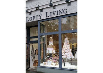 New Westminster furniture store Lofty Living