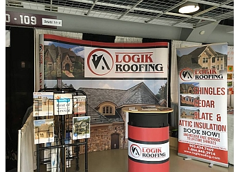 Whitby roofing contractor Logik Roofing & Insulation
