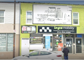 Windsor cell phone repair Logix Mobility