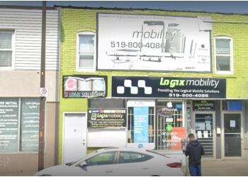 Windsor cell phone repair Logix Mobility