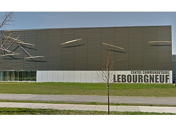 Quebec recreation center Loisirs Lebourgneuf
