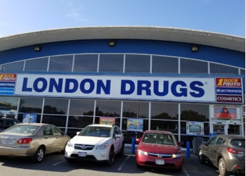 Burnaby pharmacy London Drugs