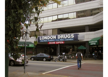 New Westminster pharmacy London Drugs