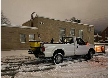 London snow removal London Property Solutions Inc.