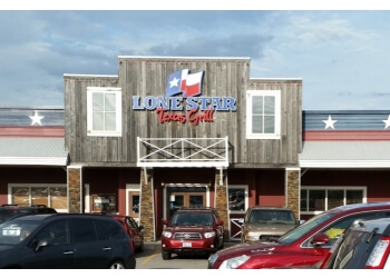 Whitby steak house Lone Star Texas Grill