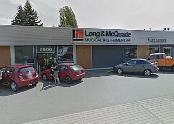 Abbotsford music school Long & McQuade
