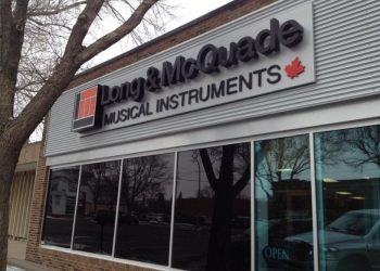Lethbridge music school Long & McQuade