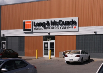 Oshawa music school Long & McQuade
