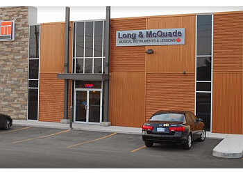 Halifax music school Long & McQuade Limited