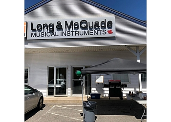 Fredericton music school Long & McQuade Musical Instruments