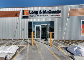 Peterborough music school Long & McQuade Musical Instruments