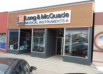 Prince George music school Long & McQuade Musical Instruments