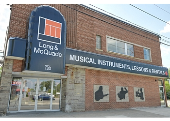 Sudbury music school Long & McQuade Musical Instruments