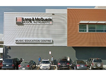 Vancouver music school Long & McQuade Musical Instruments