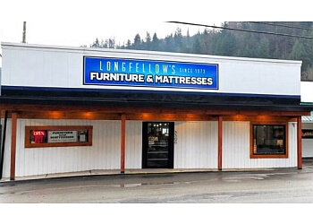 Chilliwack furniture store Longfellow's Furniture & Mattresses