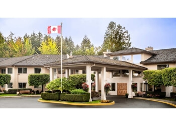 Nanaimo retirement home Longlake Chateau