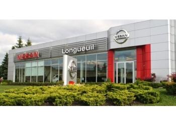 Longueuil car dealership Longueuil Nissan