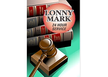 Aurora criminal defense lawyer Lonny Mark