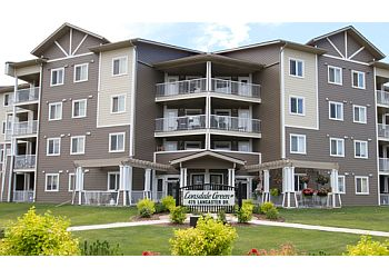 Red Deer apartments for rent Lonsdale Green