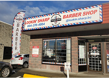 Richmond barbershop Lookin' Sharp