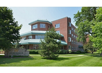 Orangeville retirement home Lord Dufferin Centre Retirement Residence