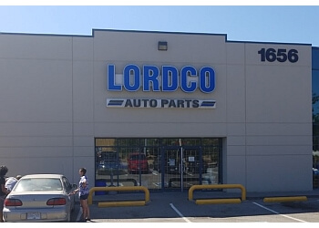 Kelowna auto parts store Lordco Auto Parts