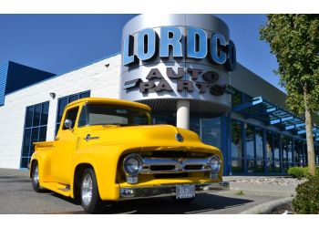 Langley auto parts store Lordco Auto Parts