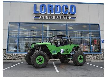 Victoria auto parts store Lordco Parts Ltd.
