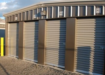 Kamloops storage unit Los Rios Storage