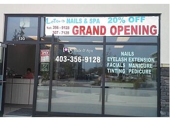 Red Deer nail salon Lotus Nails & Spa