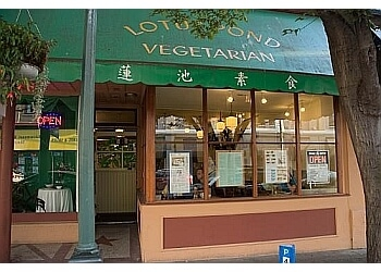 Victoria vegetarian restaurant Lotus Pond Vegetarian Restaurant