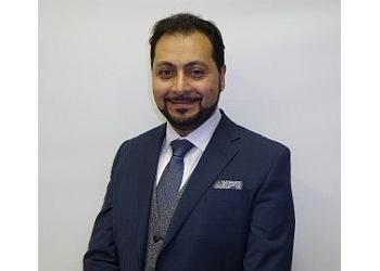 Winnipeg business lawyer Louay Alghoul