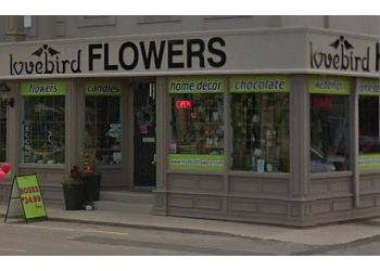 London florist Lovebird Flowers Inc.