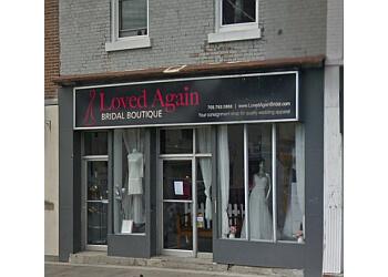 Barrie bridal shop Loved Again Bridal Boutique