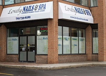 Barrie nail salon Lovely Nails Spa
