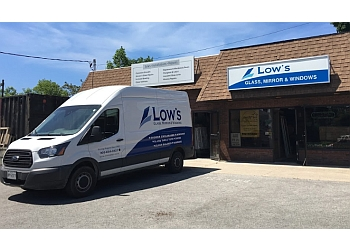 St Catharines window company Lows Glass, Mirror & Windows