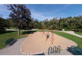 Burlington public park Lowville Park